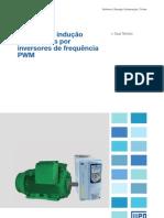 WEG - MOTORES DE INDUÇÃO ALIMENTADOS POR INVERSOR DE FREQUENCIA