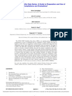 The IUPAC-NIST Solubility Data Series - A Guide to Preparation and Use of Compilations and Evaluations