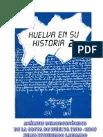 Análisis demoeconómico de la costa de Huelva (1510-1530)