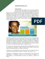 Beatificação Chiara Luce