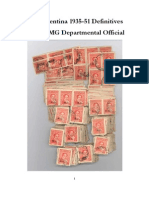 The Argentina 1935-51 Definitives