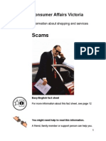 Scams Easy English Factsheet (1)