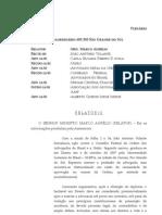 Re 603583 Mérito e Relatório do Ministro Marco Aurélio sobre a constitucionalidade do exame de ordem