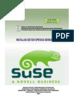 Menginstalasi Sistem Operasi Berbasis Text