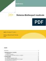 Sisteme Multi Expert Dr Mircea-Novac Stefanescu
