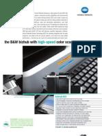 Bizhub 652 Spec Sheet