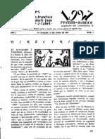 Nuestro Frente Único de Trabajadores Manuales e Intelectuales por Esteban Pavletich