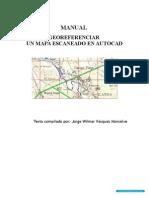15906315 Manual Para Georeferenciar Un Mapa Escaneado en AutoCAD