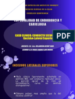 Caso Clinico Miguel - Endo