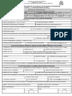 Planilla Registro Delegados A