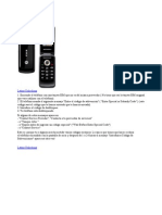 Como desbloquear o liberar telefonos Motorola WX295