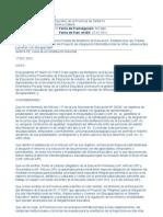 Decreto Santa Fe 2703
