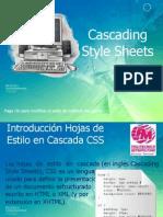 Introduccion a Hojas de Estilo CSS