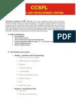 Ccspl Company Profile
