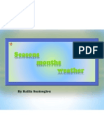 The Seasons of the Year r Ppt