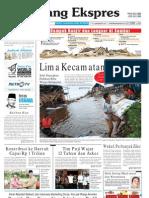 Koran Padang Ekspres | Sabtu, 5 November 2011