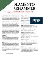Warhammer DeR to 1.5