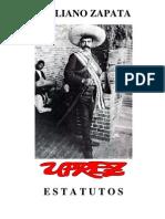 Estatutos Original UPREZ