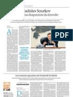 Les craintes ignorées de Frederik de Klerk (6 novembre 2011, Le Monde)