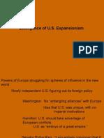 Expansionism Monroe Doctrine