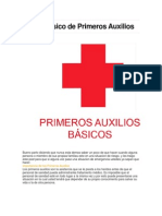 Curso Basico de Primeros Auxilios