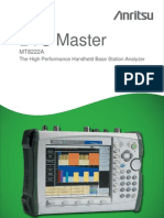10580-00156T(Anritsu BTS Master MT8222A User Guide)