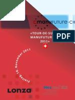 Einladung d - TdS 2011 ManuFuture-CH