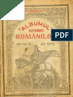 Albumul istoriei romanilor, 1927