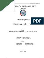 seminarski rad-KLASIFIKACIJA VOZILA I OZNAČAVANJE