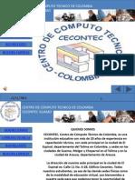 Diapositivas Cecontec Carolina