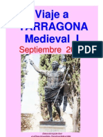 Viaje a Tarragona Medieval