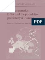An Indian Ancestry, A Key for Understanding Human Diversity in Europe Kivisild2000