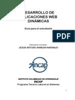 Modulo Desarrollo de Aplicaciones Web Dinámicas