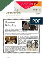 Newsletter - Nov 2011