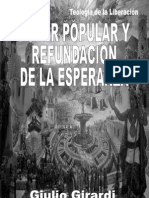 Poder Popular y Refundacion de La Esperanza