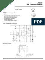 Datasheet Jrc4558 Full