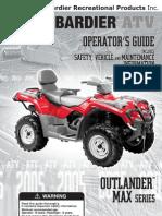 Outlander Manual