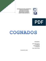 cognados