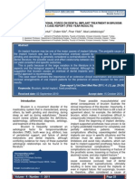 Effect of Para Functional Force on Dental Implant Treatment in Bruxism- A Case Report - Two Year Results