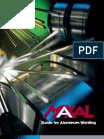 Maxal Guide for Aluminum ( Guía para aluminio)