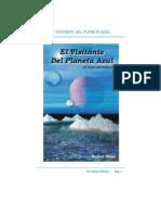 EL VISITANTE DEL PLANETA AZUL - Rafael Diogo