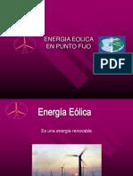 Expo de Generacion ENERGIA EOLICA