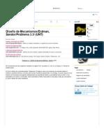 Diseño de Mecanismos_Erdman, Sandor_Problema 3