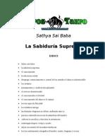 Baba, Sathya Sai - La Sabiduria Suprema