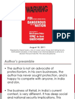 ENGLISH - FDI in Multi-brand Retail Dangerous for India Aug