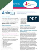 Depression & Arthritis
