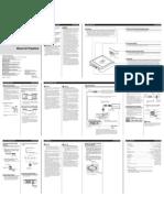 GM-D7400M Installation Manual en ES