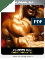 Revista Max Pump - 8 Semanas Para Ombros Gigantes