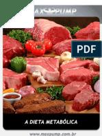 Revista Max Pump - A Dieta Metabolic A
