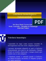 Tolerância Imunológica e Autoimunidade(1)_noPW